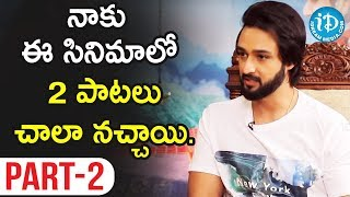 Saurabh Raj Jain Exclusive Interview Part #2 || Talking Movies With iDream - IDREAMMOVIES