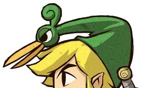 Ghost Plays...The Legend of Zelda: The Minish Cap