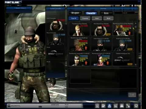 Point Blank Indonesia (Gemscool) - Demo