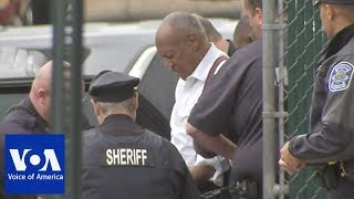 Cosby Gets Up to 10 Years in Prison for Sex Assault - VOAVIDEO