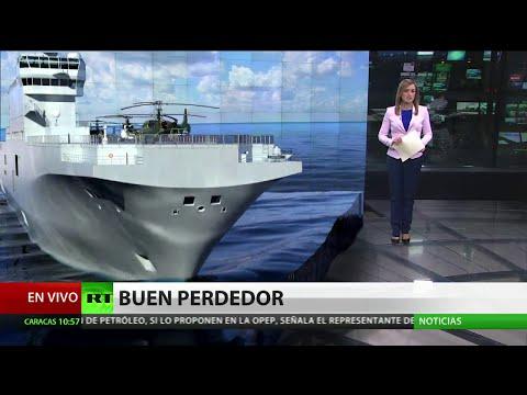 Sindicatos de Francia critican la decisión de no entregar Mistral a Rusia