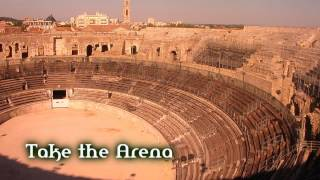 Royalty Free :Take the Arena