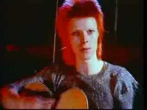 """David Bowie's """"Space Oddity"""""""