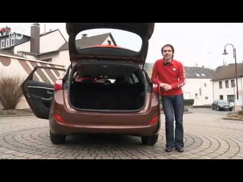 Im Test: Hyundai i30 cw   Motor mobil