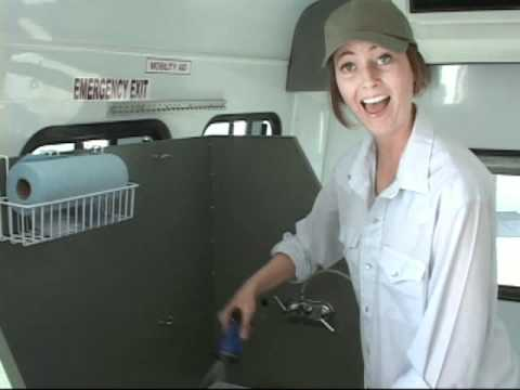 Custom Made Mobile Pet & Dog Grooming Van, Shuttle, for Sale, for Kim