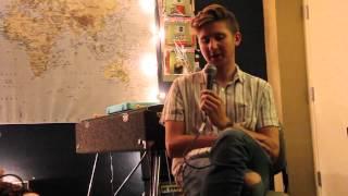 Newsroom Sessions: Jonny Pickett
