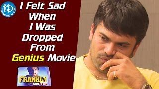 I Felt Sad When I Was Dropped From Genius Movie - Ashwin Babu || Talking Movies with iDream - IDREAMMOVIES