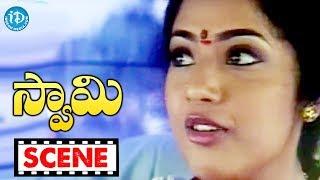 Swamy Movie Scenes - Meena And Nandamuri Hari Krishna Comedy || MM Keeravani || Rajiv Kanakala - IDREAMMOVIES