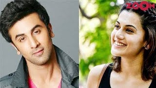 Taapsee Pannu REFUSES to work in a commercial with Ranbir Kapoor? - ZOOMDEKHO