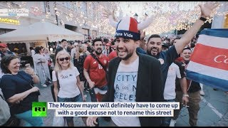 World Cup Team RT highlights: Host Cities - RUSSIATODAY