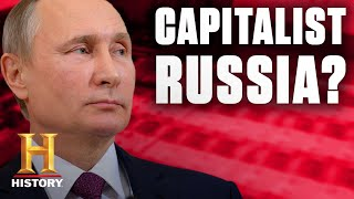 Russian Capitalism After Communism | History - HISTORYCHANNEL