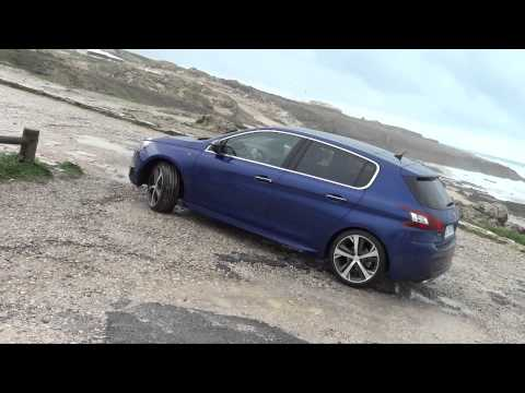 Peugeot 308 GT, First Drive Review - Primo Contatto