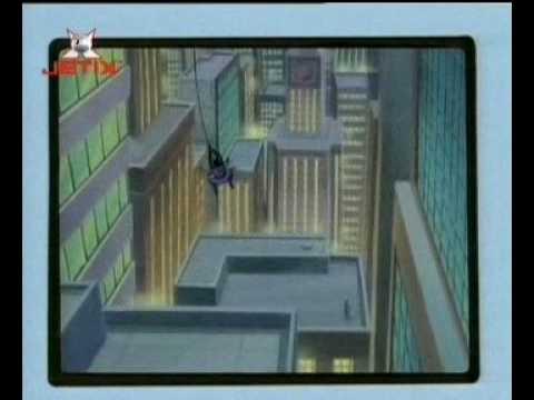 """Spiderman Odcinek 22 """"Łowca wampirów"""" (1/2)"""