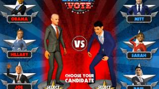 Smash Vote: Choose your candidate!