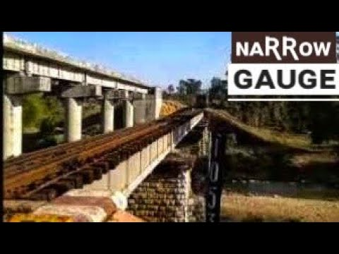 Jabalpur Balaghat NG Pass Hauled by ZDM 3A Crosses Sonbiri Viaduct