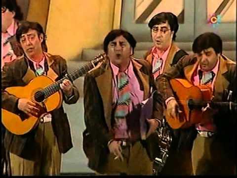 Sesión de Cuartos de final, la agrupación Tó pa ella actúa hoy en la modalidad de Chirigotas.