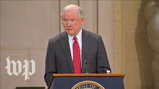 Watch Sessions's full speech on Martin Luther King Jr. and civil rights - WASHINGTONPOST