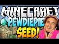 "PewDiePie - Minecraft 1.7.10 Seeds: ""PewDiePie"" (Minecraft 1.7.9 Seed) (Minecraft 1.7.10 Seed) 2014"