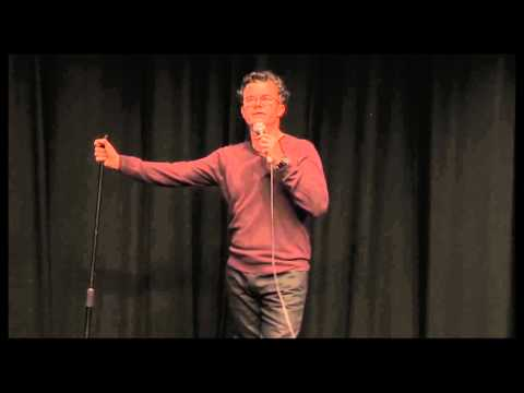 "Dominic Holland DVD Trailer -- ""aLive in Tring"""