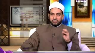 بالفيديو.. عبدالجليل مخالفا «أبو حنيفة»: إخراج الزكاة للأخت جائز.. وله أجران