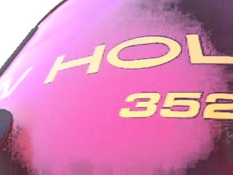 Molino y Mezclador de Forraje New Holland 352 $3500 Dlls. (ngr3550-5)