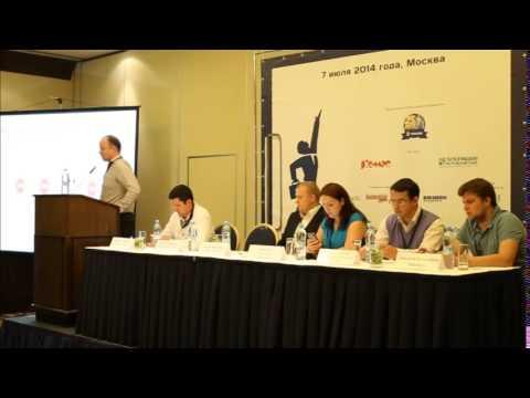 Выступление Кирилла Керценбаума, менеджера  по развитию бизнеса «Лаборатории Касперского»,  на Третьей практической конференции «Малый  и средний бизнес: Точки роста»
