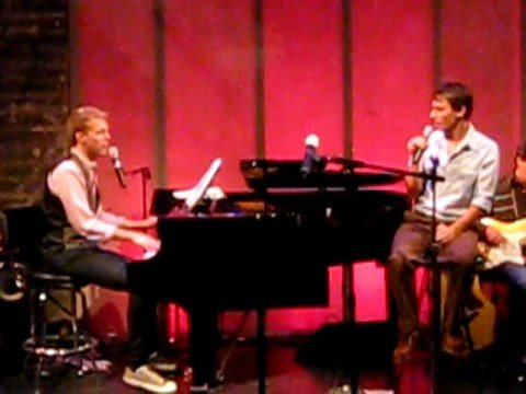 Pasek and Paul sing I Just Cant Get Enough (Johnny and the Sprites)