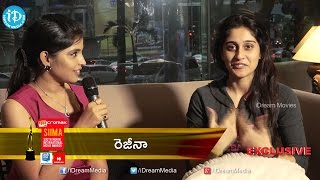 Regina Cassandra Speaks about SIIMA 2014 Awards - IDREAMMOVIES