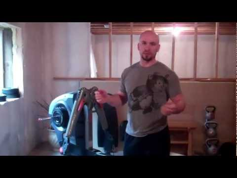 How to do a lat pull on the Bowflex Revolution.mp4