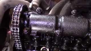 Часть 1 Lada Капитальный ремонт ВАЗ 2107 (1600).Разборкa (ГБЦ карбюратор КПП блок цилиндров)