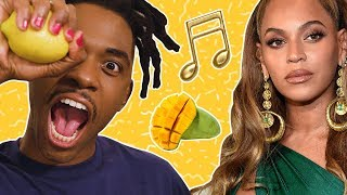 I Ate Like Beyoncé for a Day 🍋 EXPERIMENTAL EATS - FOODNETWORKTV