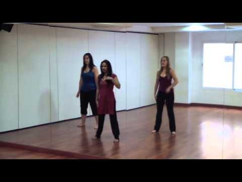 Break the Chains Bollywood choreography vid 1