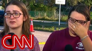 Student recounts classmates' being shot - CNN