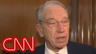 Grassley downplays concerns over Whitaker - CNN