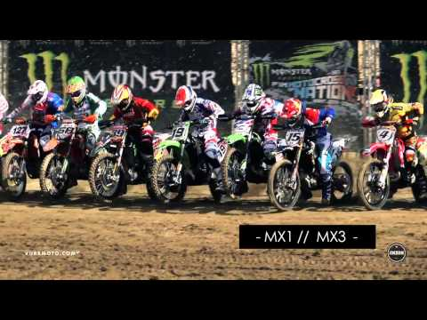 Vurb Moto MXoN 2011 - Taking on the World Ep4 ft Baggett / Musquin / Dungey