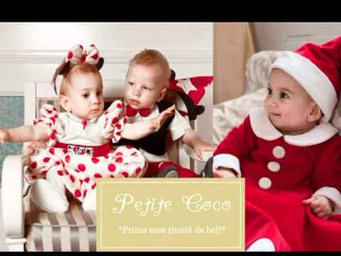 Petite Coco pentru SalonTV - hainute botez & ocazie copii