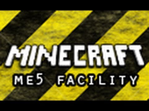 Minecraft MES Escape Simulation Facility Ep. 1