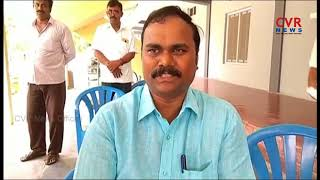 Teacher misbehave with Students | Prakasam Dist | CVR News - CVRNEWSOFFICIAL