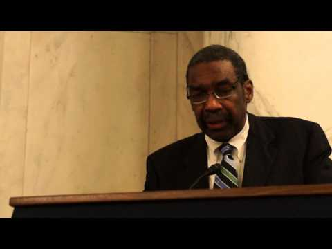 FICKLIN MEDIA TRIBUTE TO BILL STRICKLAND AT CAPITOL- REMARKS BY BILL STRICKLAND