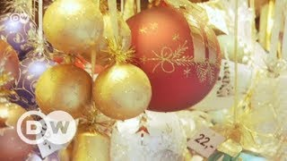 The home of glass Christmas ornaments | DW English - DEUTSCHEWELLEENGLISH