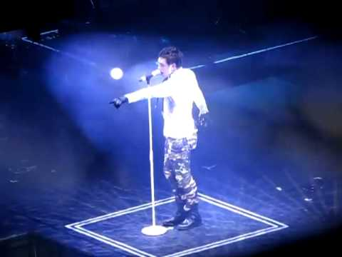 [Rain (Bi) Fancam] 110326 'The Best' in Beijing Concert_By Thincia_Not A Single Day