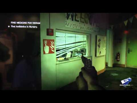ZombiU - E3 2012: To the Nursery Gameplay
