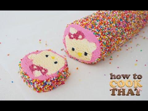 Hello Kitty Cookies How To Cook That Ann Reardon Harō Kiti