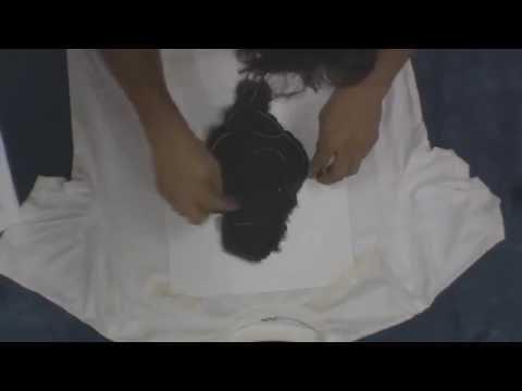 Pintura em camiseta - Molde Vazado
