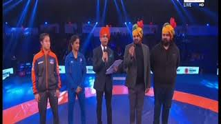 PWL 3 Day 14: Haryana Hammers have won the toss against UP Dangals; blocks 125 kg category - ITVNEWSINDIA