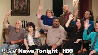 """Nevada Voters, Republicans And Democrats, Are """"Mad As Hell"""" (HBO) - VICENEWS"""