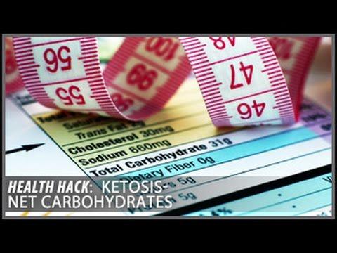 Ketosis: Net Carbohydrates | Health Hacks- Thomas DeLauer