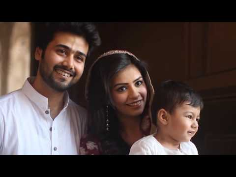 Ali & Hamna | Pakistani Wedding Highlights | Nikkah | Badshahi Mosque