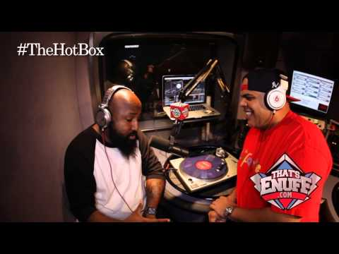 Sean Falyon - Sean Falyon On Hot 97's The Hot Box