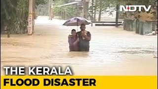 Red Alert In Kerala, Flood Crisis Far From Over - NDTV
